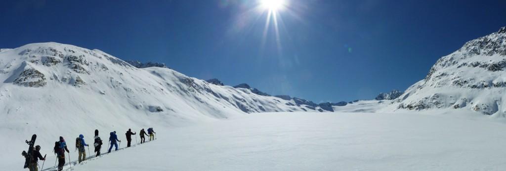 snowboardtour-groep